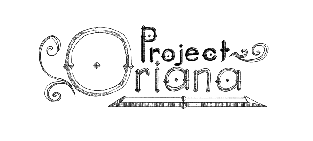 Oriana_Logo_Black on Transparent